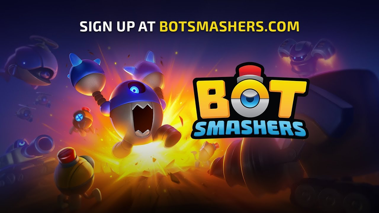 Image result for bot smashers