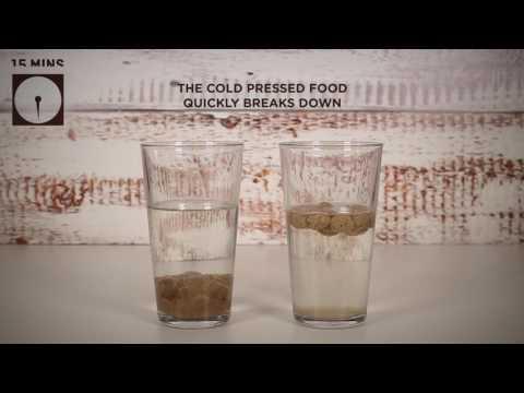 Guru Dog Food - Cold Pressed Food vs Kibble