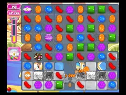 Candy Crush Saga Level 1565 - WACKY WATERHOLE FINISHED :)