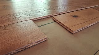 How To Install Engineered Hardwood Flooring You