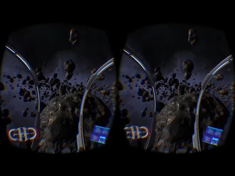 DEEP SPACE VR - Virtual Reality Tour (Oculus Rift Dk 2)