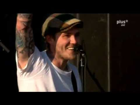 The Gaslight Anthem - The Backseat (live @ Rock Am Ring 2011)