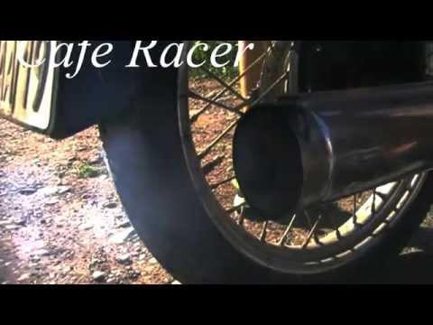 Teaser. Cafe Racer. Minsk.