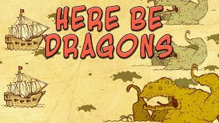 Here Be Dragons - The Story of the New World That Definitely Happened