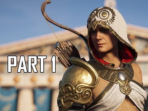 ASSASSIN'S CREED ODYSSEY Shadow Heritage Walkthrough Part 1 - Episode 2 Legacy of First Blade thumbnail