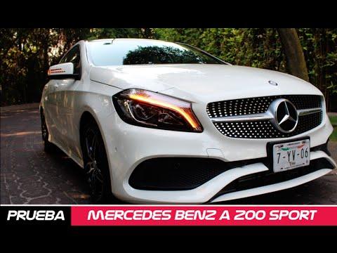 Mercedes Benz A 200 Sport a prueba - CarManía