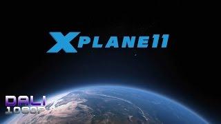 X-Plane 11 - Schleicher ASK 21 Glider PC Gameplay 1080p 60fps