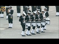 Indian navy contingent at beating the retreat 2017 mp3