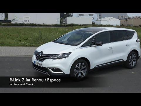 Infotainment Check Renault Espace