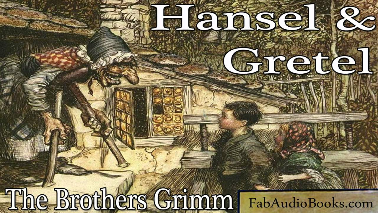 Image result for hansel and gretel Grimm