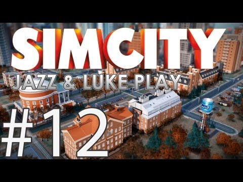 SimCity Part 12: The Great Fire