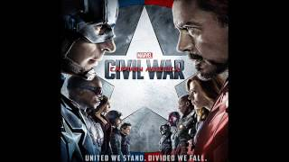 Captain America Civil War (Soundtrack 2016 Film) Alt J-Left Hand Free  Spider-Man