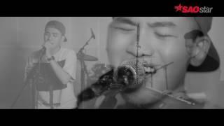 """[SaoStar] Ali Hoàng Dương cover """"Khi người mình yêu khóc""""."""