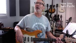 Lesson #110 INTRO TO SLIDE | Tom Strahle | Pro Guitar Secrets