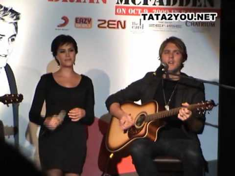 BRIAN MCFADDEN DUET WITH TATA YOUNG : Almost Here