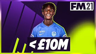 Wonderkids Under £10m | FM21 | Including 5 years into the future | Football Manager 2021