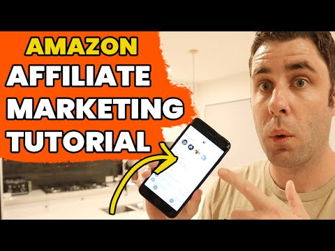 Amazon Affiliate Marketing: How To Make Money Online! (Beginners Tutorial)