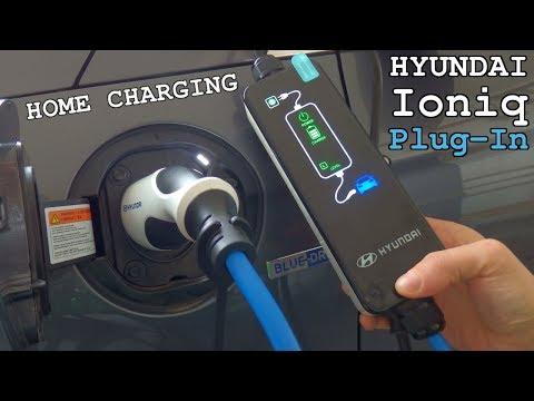 HYUNDAI Ioniq PHEV • #3 - Home Charging