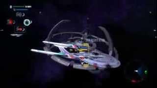 The Borg Attack Bajor! Star Trek Legacy