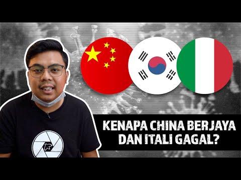 Kenapa China Berjaya Dan Itali Gagal?