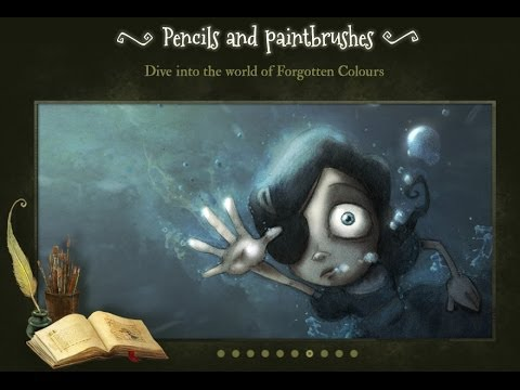 Wallpapers - Inspiration dormant [iPad] Video review by Stelapps
