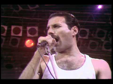 Queen   Hammer To Fall Live Aid 1985