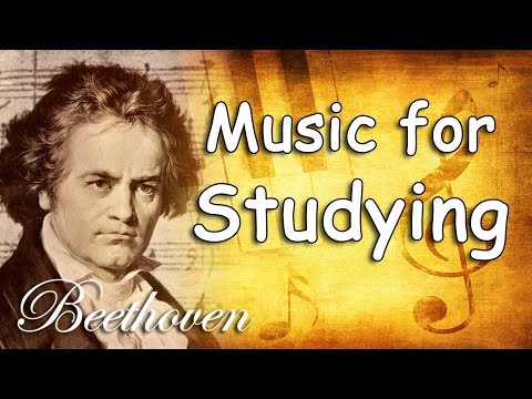 Beethoven Classical Music for Studying and Concentration, Relaxation | Study Music Piano