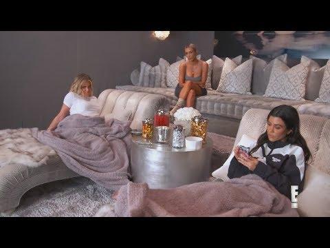 Sneak Peek of the Kardashians' Newest TV Show