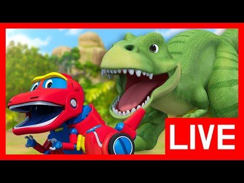🌟고고다이노 공룡탐험대 실시간 | 공룡 | Dino | 3D애니메이션 | 어린이만화 | 연속보기 | 모아보기 | 고고다이노 | 라이브  |  24시간보기🌟
