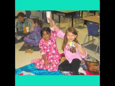 Fun Friday in Mrs. Doherty's 2nd Grade - Waddell Elementary School, Manchester, CT