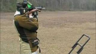 Jan 08 Highpower Rifle Match at Panola Gun Club