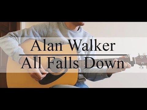 Alan Walker - All Falls Down(chords)