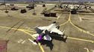 Donde Esta Y Como Entrar A La Base Militar Gta V Youtube
