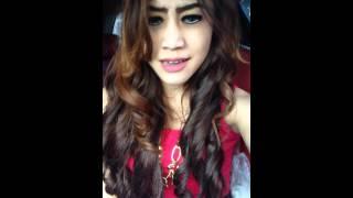 Dewi Purnama Sari (DPS) Lagi Latihan Suara