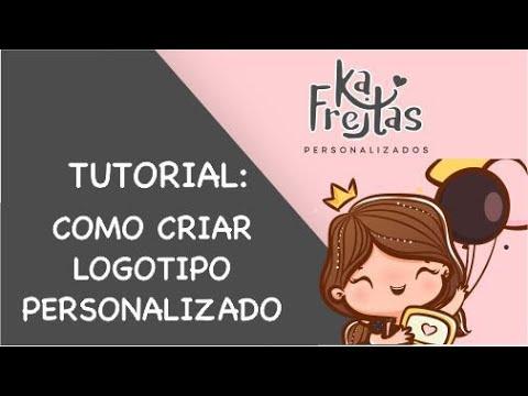 CANVA - Como Fazer um LOGOTIPO - Como Criar uma LOGOMARCA from YouTube · Duration:  6 minutes 46 seconds