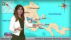 PTV INFO WEATHER: LPA, nagpapaulan sa ilang bahagi ng Visayas at malaking parte ng Mindanao