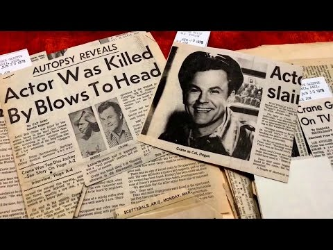 Who killed Bob Crane? Can modern DNA solve the case?