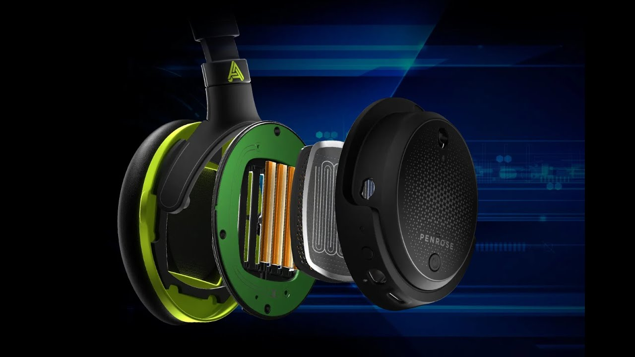 Penrose Gaming Headphones video thumbnail