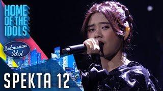 ZIVA X ARMADA - ASAL KAU BAHAGIA - SPEKTA SHOW TOP 4 - Indonesian Idol 2020