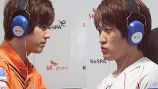 Bisu vs Flash ProLeague GrandFinal Set. ACE, The best game ever