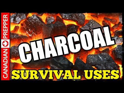 Making Charcoal for Survival and Prepping