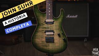 História dos Fabricantes #02 John Suhr (Suhr Guitars)