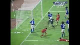 「日本×バーレーン」 2004年アジア杯(準決勝) ハイライト