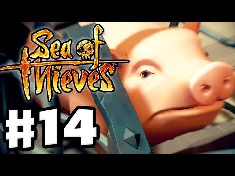 Animal Farming! - Sea of Thieves - Gameplay Part 14