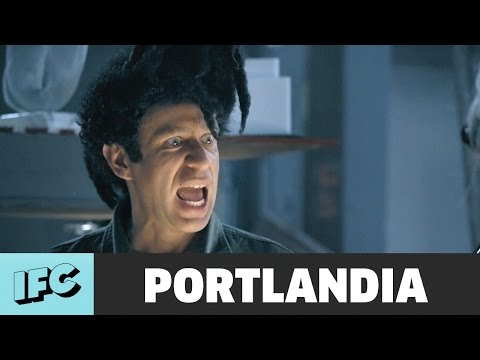 J'Art | Portlandia | IFC