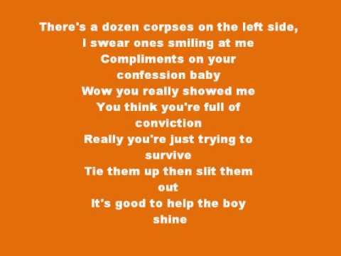 saturday superhouse lyrics full version