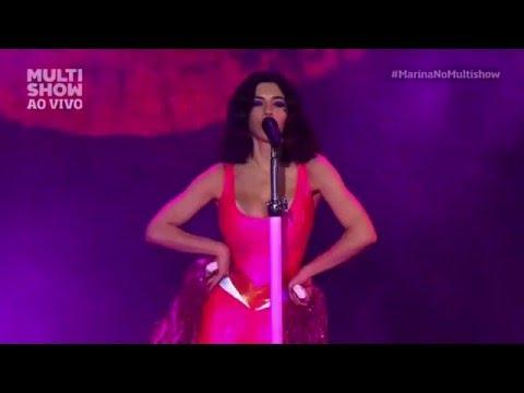 Marina and The Diamonds - Bubblegum Bitch (Lollapalooza Brasil 2016)