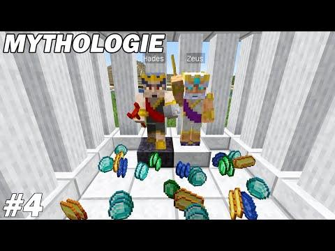 Download Les dieux me donnent enfin plein de cadeaux! Minecraft Survie Mythologie 04