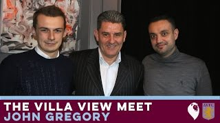 The Villa View meet John Gregory | TEASER PREVIEW