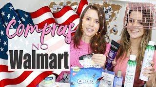 Compras de Nova Iorque no Walmart | Carol e Thaís